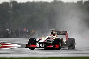 Formula 1 Practice report HRT drivers had constant challenges in British GP practice