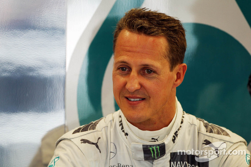 Schumacher can stay on grid 'forever' - Ecclestone