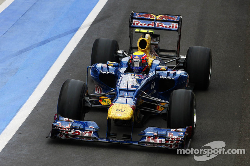 Webber upped form with performance 'coach' - Horner