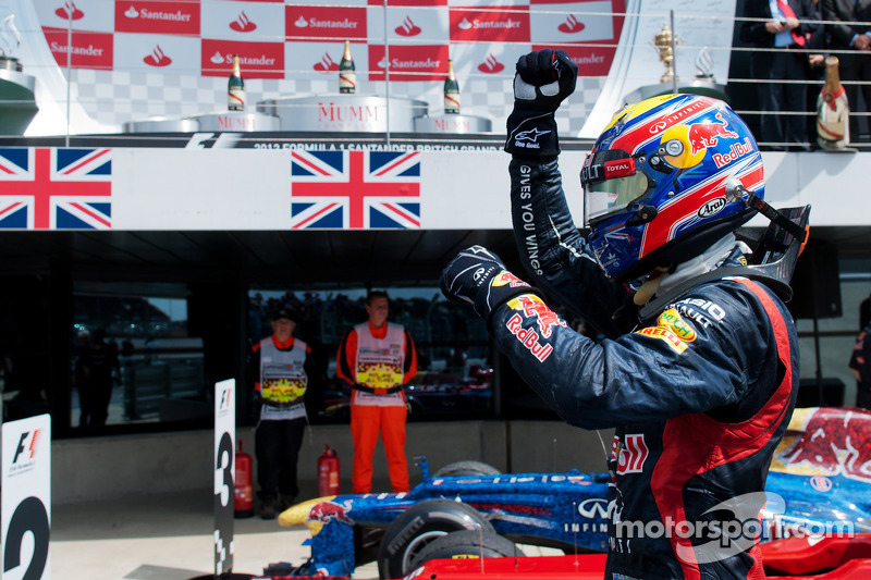 'Potent' driver pairing works for Red Bull - Webber