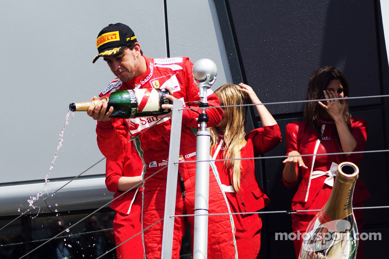 Alonso also F1's personal sponsor king