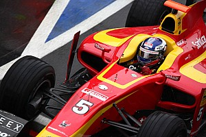 FIA F2 Preview Racing Engineering is ready for the challenge of Hockenheim.