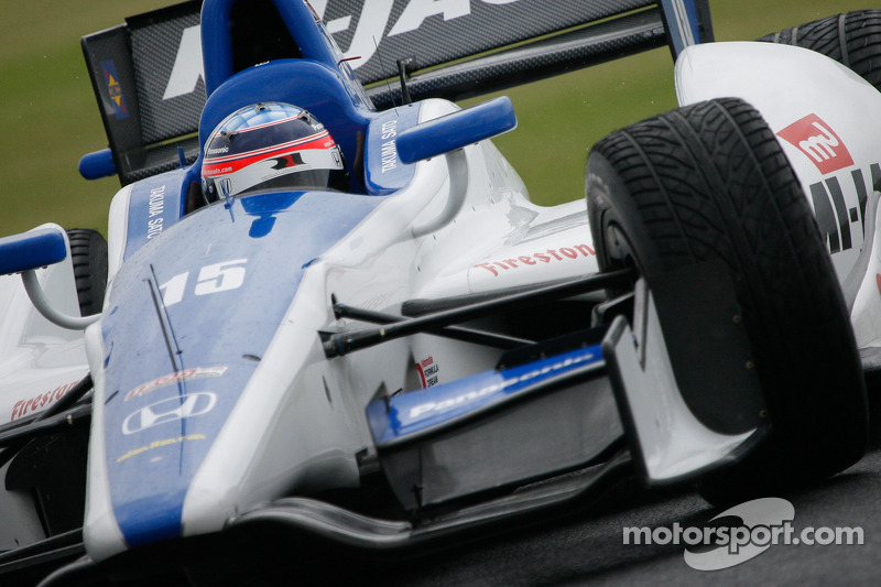 Sato, RLL earns best qualifying position of season at Edmonton