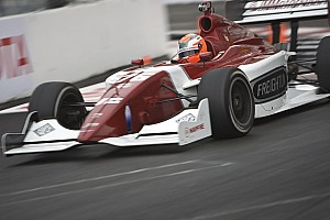 Indy Lights Race report Juan Pablo Garcia lands top 10 finish in Edmonton
