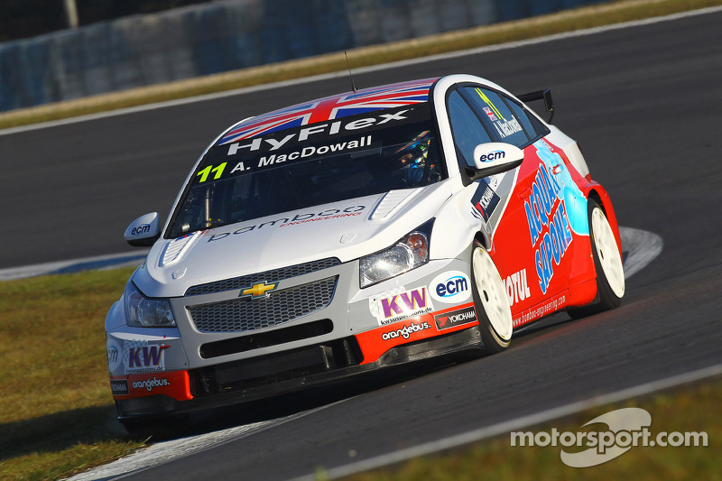Fifth independents podium of season for MacDowall in Brazil