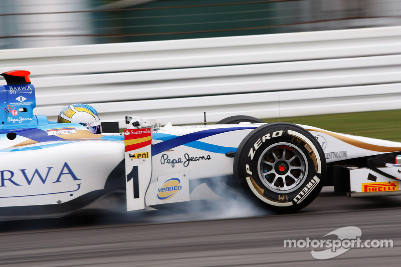 Bold tyre choices help drivers to success at Hockenheim