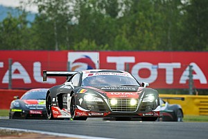 Endurance Breaking news Heavy downpour brings out Safety Car at Spa 24 Hours