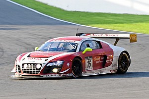 Endurance Race report Audi clinch commanding one-two in dramatic Total 24 Hours of Spa