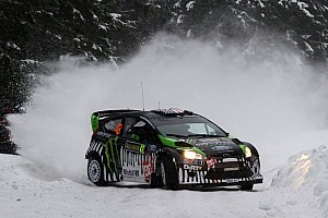 WRC Special feature Ken Block's WRC Finland Vlog: Episode 2 Video