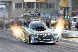 NHRA Preview Rookies DeJoria, and Force excited to return to Seattle's Pacific Raceways