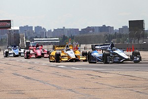 IndyCar Breaking news Five-second delay added to push-to-pass  for Mid-Ohio