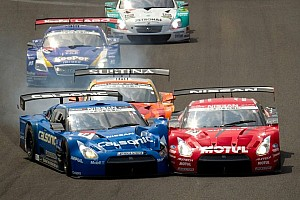 Super GT Commentary Latest picture on my screen saver 2012-08-02