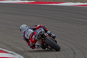 World Superbike Qualifying report Sykes the top man at home on the opening day