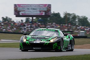 ALMS Race report Extreme Speed Motorsports has difficulty day at Mid-Ohio