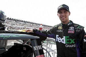 NASCAR Cup Analysis Are NASCAR drivers real athletes? - Video
