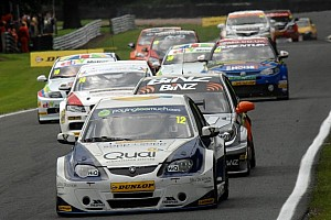 BTCC Preview Dunlop MSA British Touring Car Championship's latest news