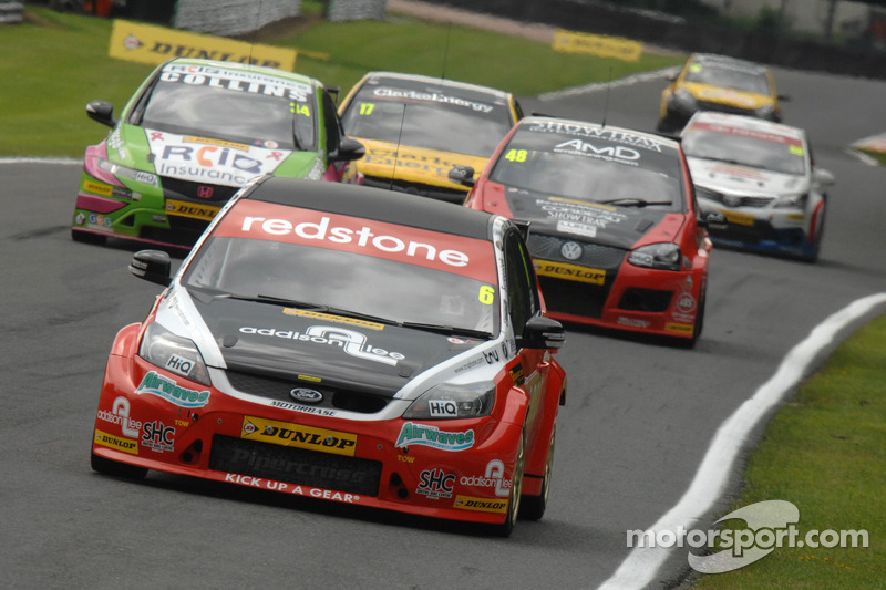 Redstone racing championship challenge back on track