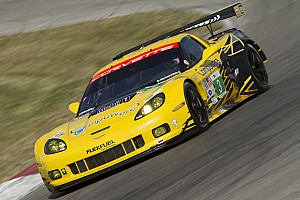 ALMS Preview Corvette Racing on the Road to Road America