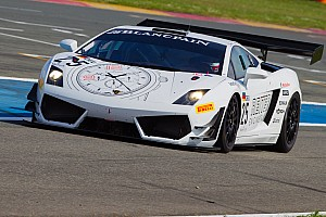Blancpain Sprint Preview Reiter Engineering intends to score points at Slovakia Ring