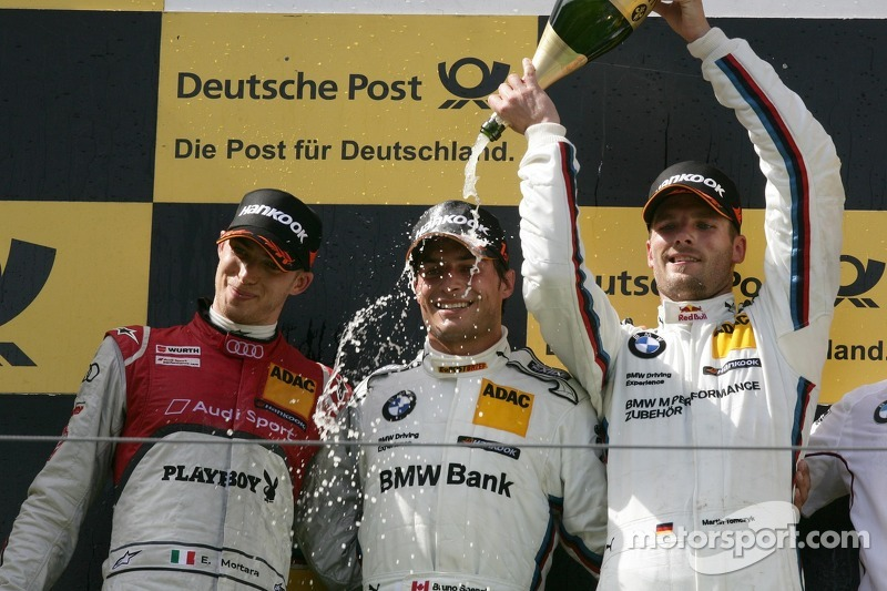 Spengler makes his mark in title battle with Nürburgring victory