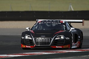 Blancpain Sprint Race report Belgium Audi Cllub leaves Slovakia with top five finishes