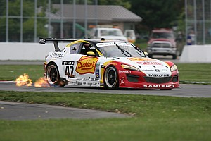 Grand-Am Race report Team Sahlen captures 3rd place at Montreal