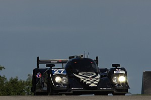 ALMS Race report Dempsey Racing scores team-best second place in P2 at Road America
