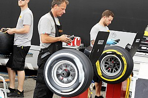 Formula 1 Commentary Pirelli unhappy with 2010 test car solution