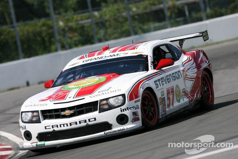 Stevenson Camaro wins again in Montreal