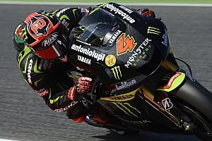 MotoGP Practice report Dovizioso and Crutchlow impress in Brno practice