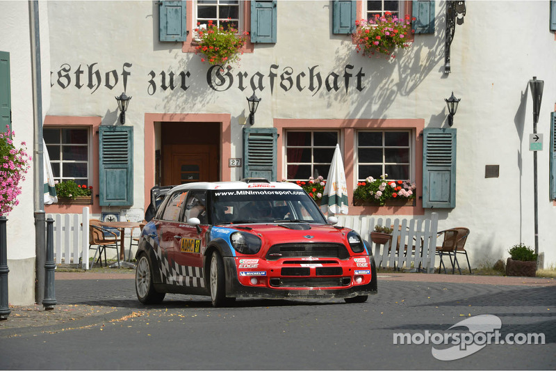 Rally Germany day two: Panzerplatte takes its toll