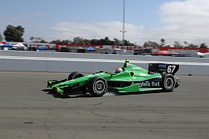 IndyCar Qualifying report Sarah Fisher looking for speed in Sonoma