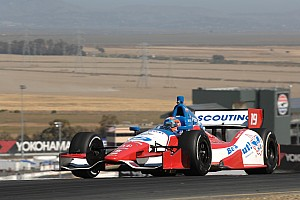 IndyCar Qualifying report Wilson and Jakes optimistic for Sunday's Sonoma race