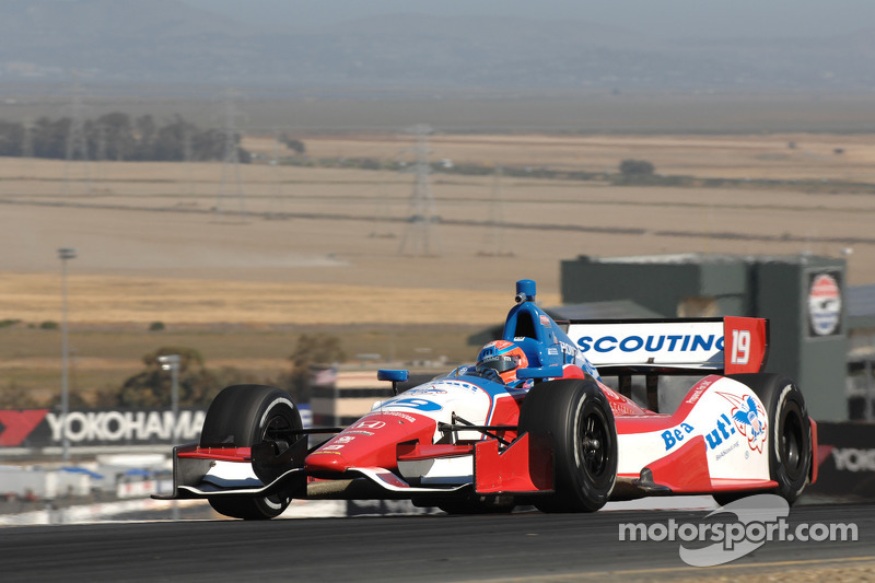 Wilson and Jakes optimistic for Sunday's Sonoma race