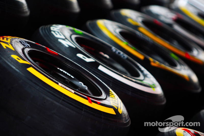 Pirelli Medium and Hard tires for Spa 'roller coaster'
