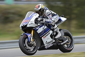 MotoGP Testing report Yamaha complete successful Brno test