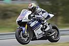 Yamaha complete successful Brno test