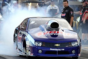 NHRA Preview Line hopes to get on Indy's good side