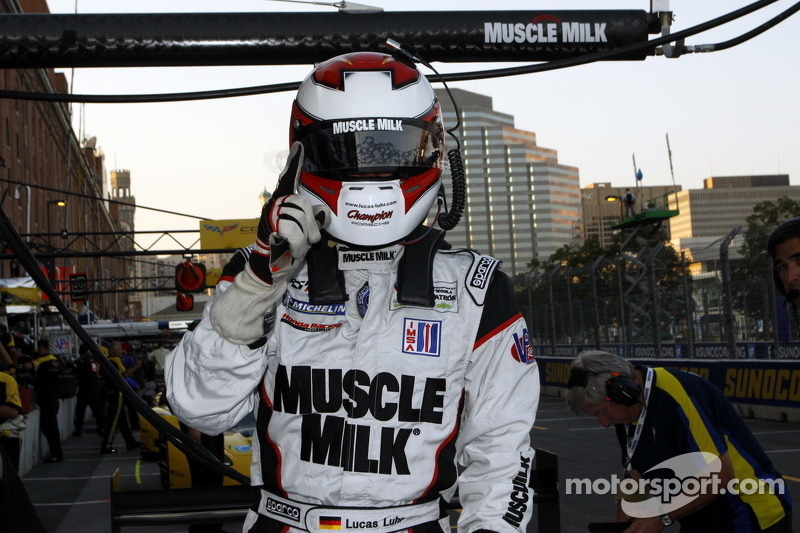 Muscle Milk Pickett Racing tops in qualifying at Baltimore