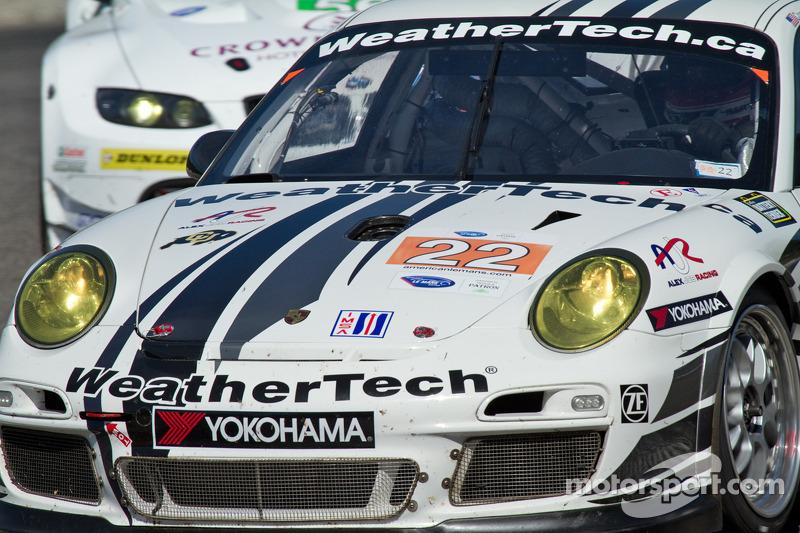 Keen qualifies WeatherTech Porsche second in GTC at Baltimore