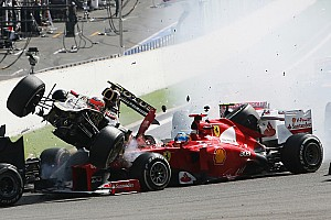 Formula 1 Race report Belgian GP - A zero that hurts for Alonso. Massa a great fifth