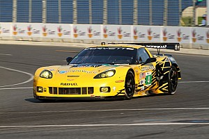 ALMS Race report Corvettes finish second and sixth in Baltimore