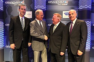 Grand-Am Press conference The FIA WEC welcomes ALMS/Grand-Am merger