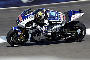 MotoGP Testing report Yamaha complete successful two-day Aragon test