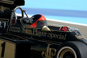 Formula 1 Special feature Black and gold dreams: celebrating Emerson Fittipaldi's 1972 World Championship 40 years ago
