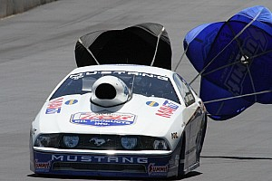NHRA Qualifying report Return to normalcy at Charlotte for Morgan in Pro Stock