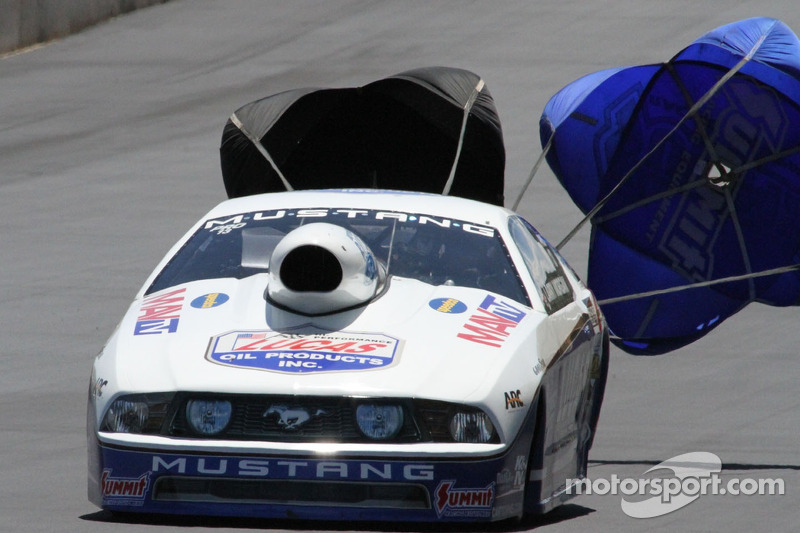 Return to normalcy at Charlotte for Morgan in Pro Stock