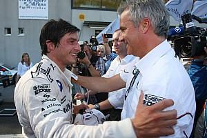 DTM Race report BMW's Spengler wins from pole in Oschersleben