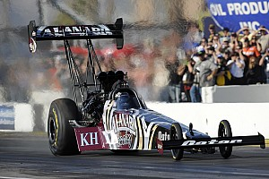 NHRA Race report Langdon's first Top Fuel win puts Toyota in Charlotte Winner's Circle