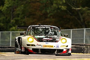 ALMS Race report Tough outing for Miller and Maassen in inaugural race at VIR